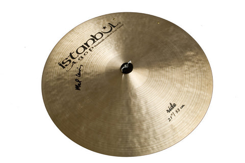 Istanbul Agop 22 Inch Signature Mel Lewis Ride Cymbal