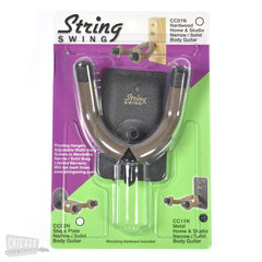 String Swing Home and Studio Guitar Keeper - Metal