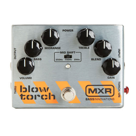 MXR M181 Blow Torch Bass Distortion