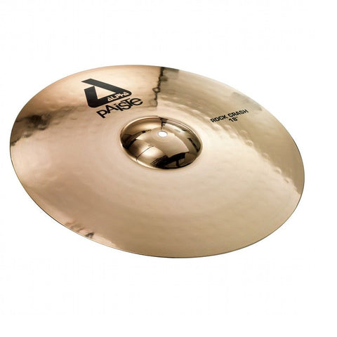 Paiste 18 Inch Alpha Brilliant Rock Crash Cymbal