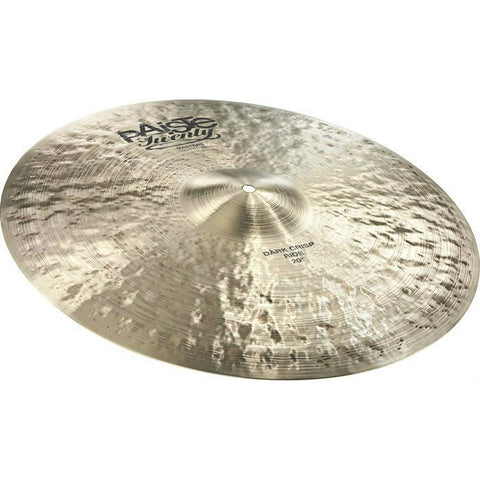 Paiste 22 Inch Twenty Masters Collection Dark Crisp Ride Cymbal