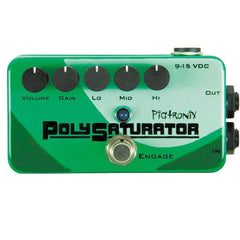 Pigtronix PolySaturator Multi-Stage Distortion