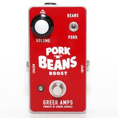 Greer Amps Pork 'N Beans Boost