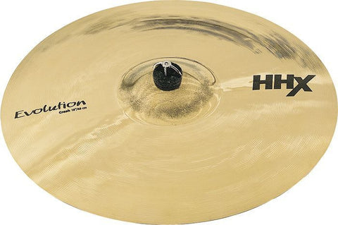 Sabian 18 Inch HHX Evolution Crash Cymbal