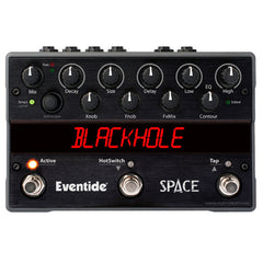 Eventide Space Reverb & Beyond