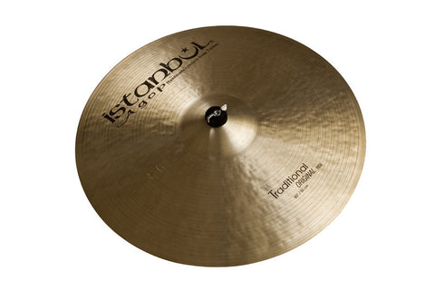 Istanbul Agop 22 Inch Traditional Original Ride Cymbal