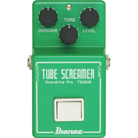 Ibanez TS-808 Tube Screamer Pro