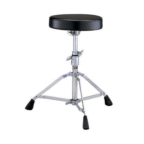 Yamaha Medium Weight Single-Braced Drum Throne w/ 2.5 Inch Foam