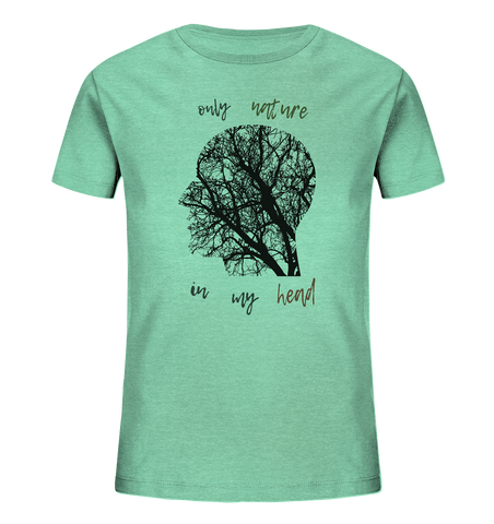 Nature Head - Kids Organic Shirt
