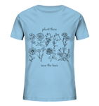 Plant These - Kids Organic Shirt