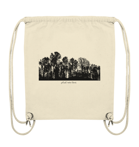 Plant Trees - Organic Gym-Bag