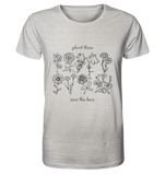 Plant These - Organic Shirt (meliert)