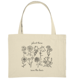 Plant These - Organic Shopping-Bag