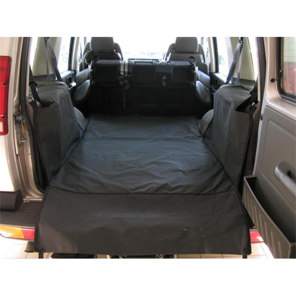Custom Fit Cargo Liner for the Land Rover Discovery 2 - Tailored - 1998 to 2004 (003)