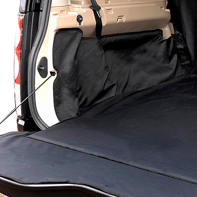 Custom Fit Cargo Liner for the Land Rover LR4 - 2009 to 2016 (022)