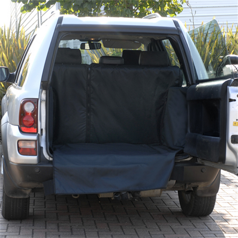 Custom Fit Cargo Liner for the Land Rover Freelander L314 - 1997 to 2006 (062)