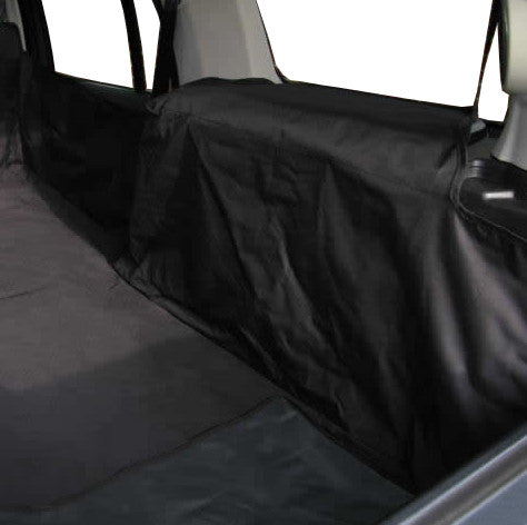 Land Rover LR3 LR4 Cargo Load Liner Full Length detail