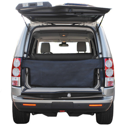 Land Rover LR3 LR4 Cargo Load Liner Full Length flap up