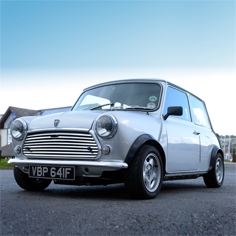 Custom-fit Outdoor Car Cover for Austin Mini Classic - Sedan & Saloon body style - 1959 to 2000 (096)