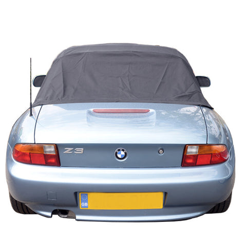 BMW Z3 Roof Protector Half Cover  North American Custom Covers