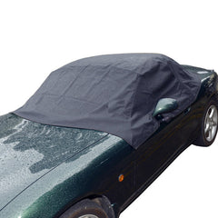 Mazda Miata MX5 Mk1 Mk2 Mk2.5 Soft Top Roof Protector Half Cover - 1990 to 2005 (113)