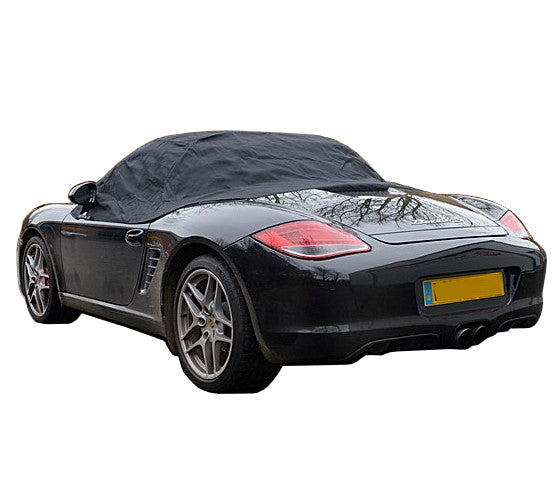 Porsche Boxster 987 Soft Top Roof Protector Half Cover