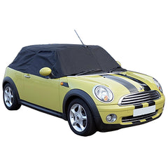 Mini Cooper Convertible Soft Top Roof Protector Half Cover - 2004 onwards (115)