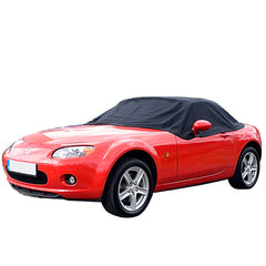 Mazda Miata MX5 Mk3 Soft Top Roof Protector Half Cover - 2006 to 2015 (121)