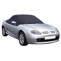 MG F and MG TF Soft Top Roof Protector Half Cover - 1997 to 2005 (123)