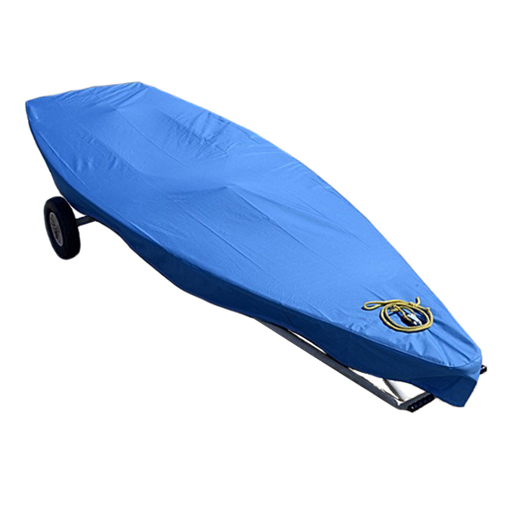 Laser Sailboat Deck Cover Made In the USA! Polyester Royal Blue Top Cover