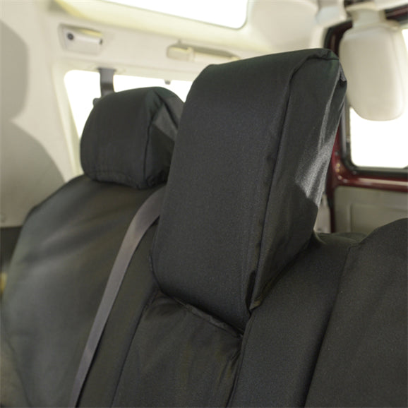 Custom Fit Seat Covers for the Land Rover Discovery 2 - Rear Seats - Tailored 1998 to 2004 (149)