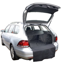 VW Golf Mk6 Wagon Cargo Liner Trunk Mat - Tailored - 2010 to 2014 (167)