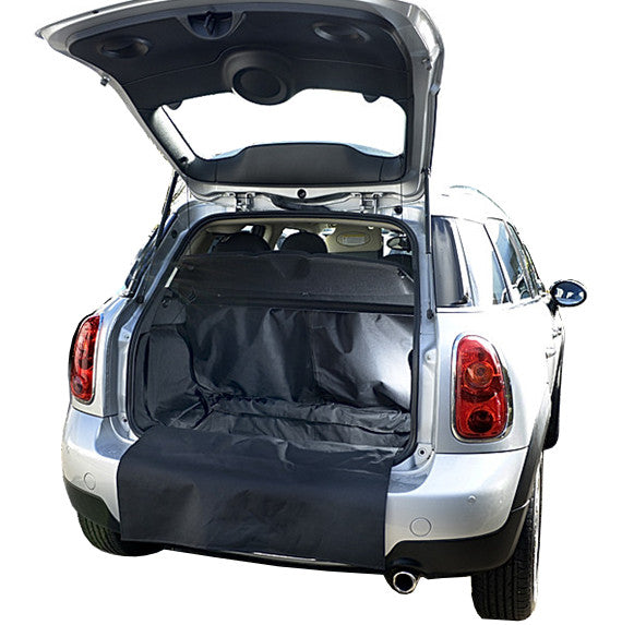 Custom Fit Cargo Liner for Mini Countryman Generation 1 (R60) - Low Floor Version - Tailored - 2010 to 2016 (181)