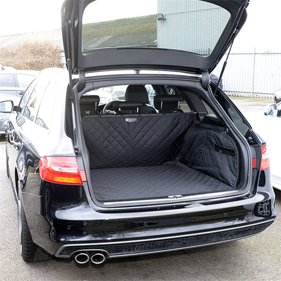 Custom Fit Quilted Cargo Liner for the Audi A4 Allroad Avant - 2008 to 2015 (183)