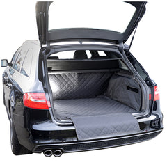 Audi A4 Allroad Avant Cargo Liner Trunk Mat - Quilted, Tailored & Waterproof - 2008 to 2015 (183)