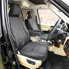 Land Rover LR3 Seat Covers - Front Pair - Tailored 2004 to 2009 (191)