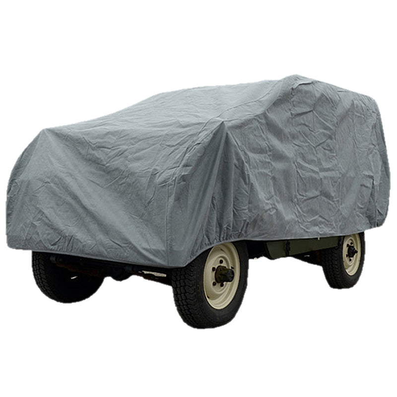 Custom-fit Outdoor Car Cover for Land Rover Series 1, 2 & 3 (Short Wheel Base) - 1948 to 1985 (193)