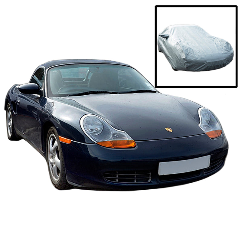 Custom-fit Outdoor Car Cover for Porsche Boxster - 986 & 987 - 1996 to 2012 (200)