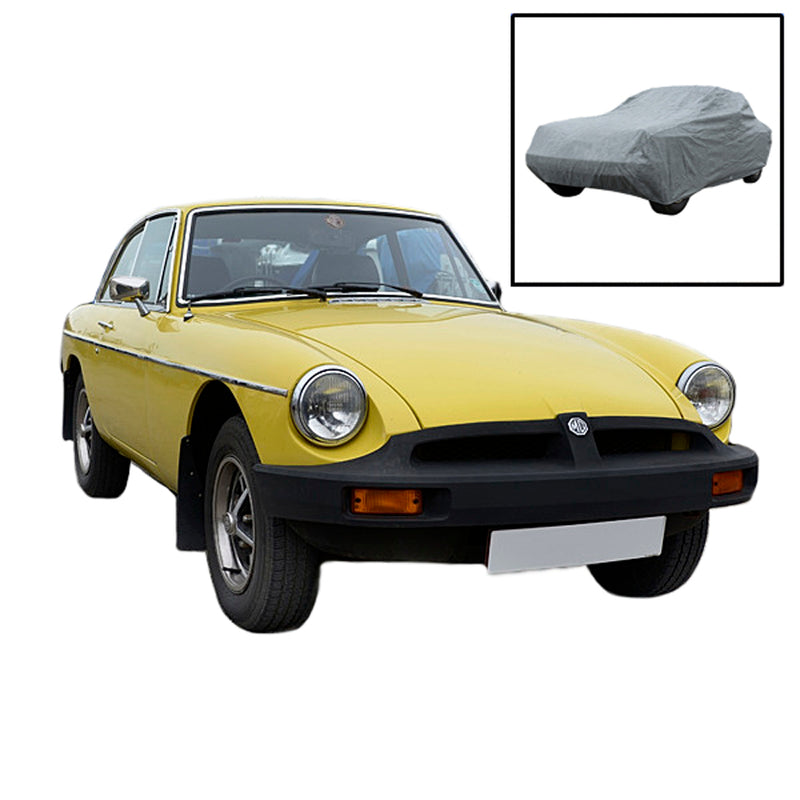 Custom-fit Outdoor Car Cover for MG MGB GT - 1965 to 1980 (201)