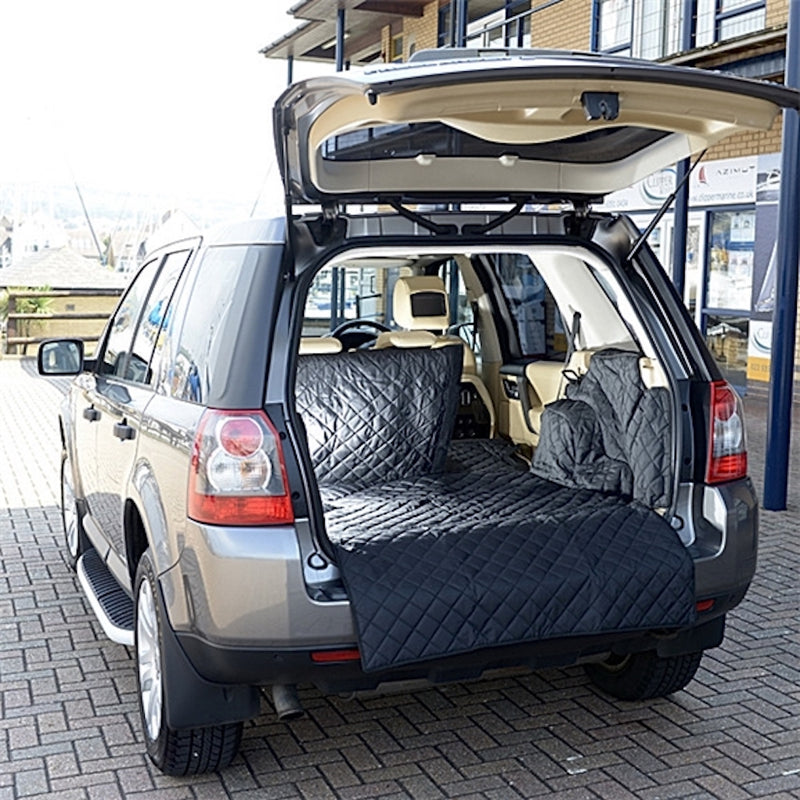 Custom Fit Quilted Cargo Liner for the Land Rover LR2 (Freelander 2) - 2006 to 2014 (215)