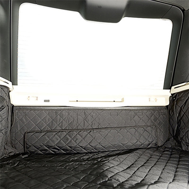 Custom Fit Quilted Cargo Liner for the Land Rover Range Rover Generation 3 - 2002 to 2012 (Full Size / Vogue) (216)