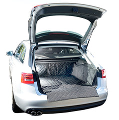 Audi A6 Avant Wagon Cargo Liner Trunk Mat - Quilted, Tailored & Waterproof - Generation 4, 2011 onwards (217)