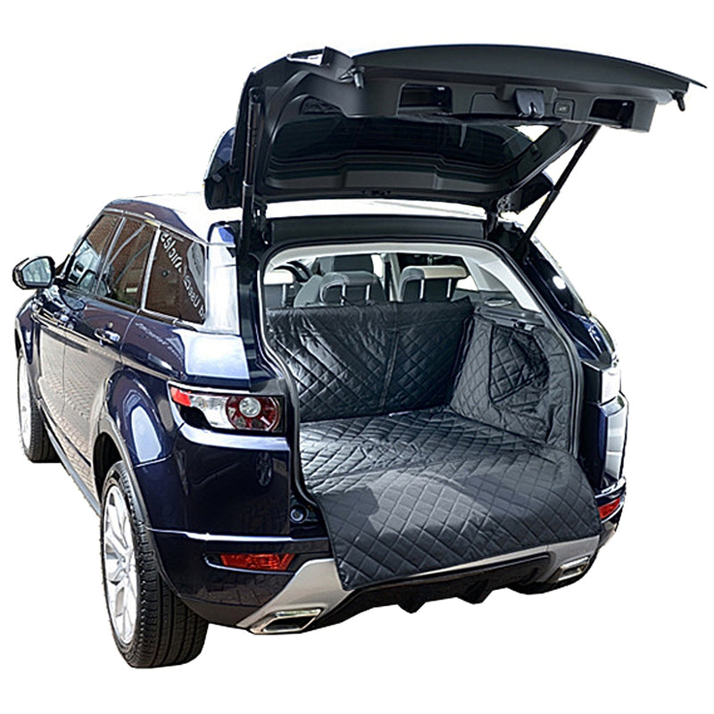 Custom Fit Quilted Cargo Liner for the Land Rover Range Rover Evoque Generation 1 - 2011 to 2018 (219)