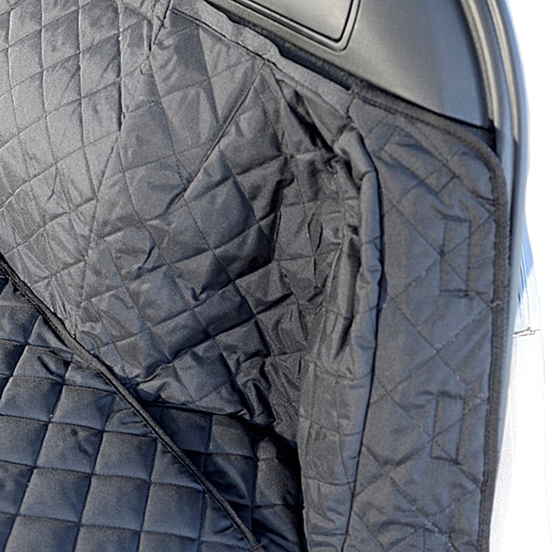 Custom Fit Quilted Cargo Liner for the Audi Q5 Generation 1 - 2008 to 2017 (220)