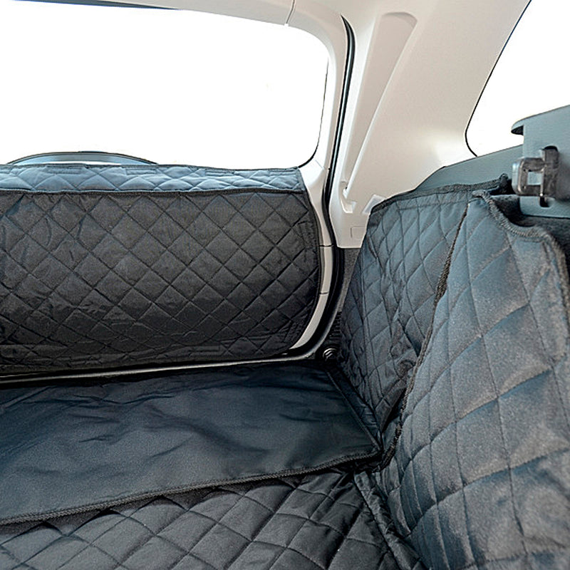 Custom Fit Quilted Cargo Liner for the BMW 3 Series Touring F31 Wagon - 2011 onwards (221)