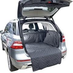 Mercedes M Class Cargo Liner Trunk Mat - Quilted, Tailored & Waterproof - 2012 to 2015 (229)