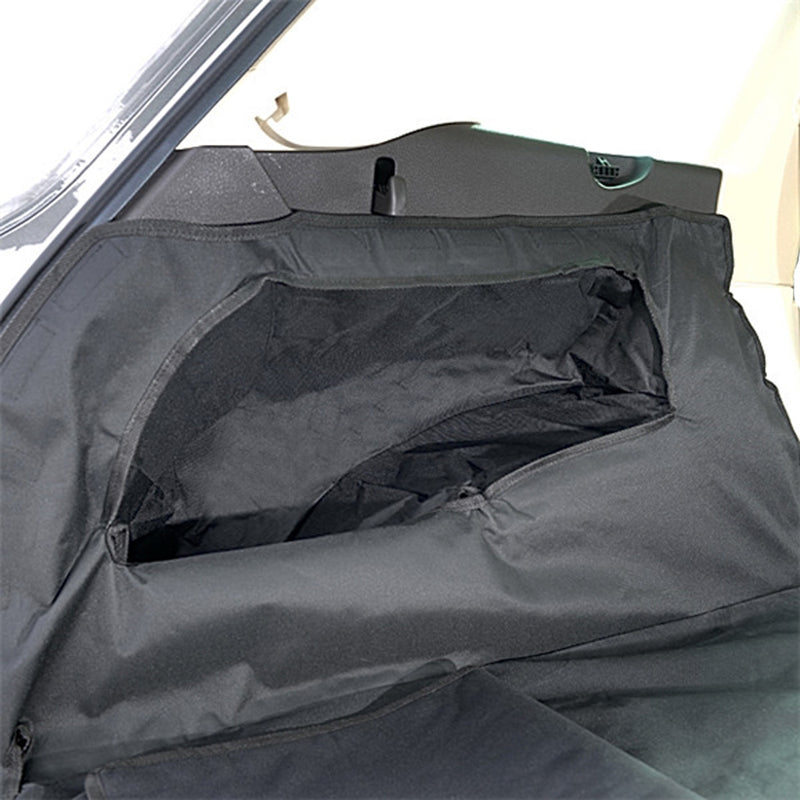 Custom Fit Cargo Liner for the Volkswagen Touareg Generation 2 - 2010 to 2018 (241)