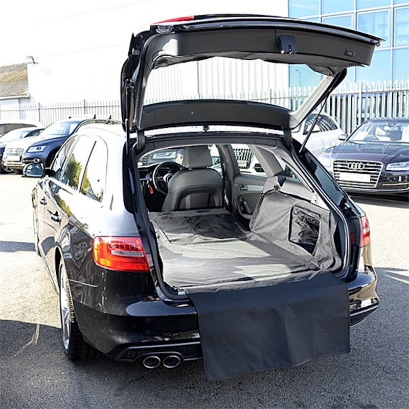 Custom Fit Cargo Liner for the Audi A4 Allroad Avant Wagon B9 Generation 5 - 2016 onwards (249)