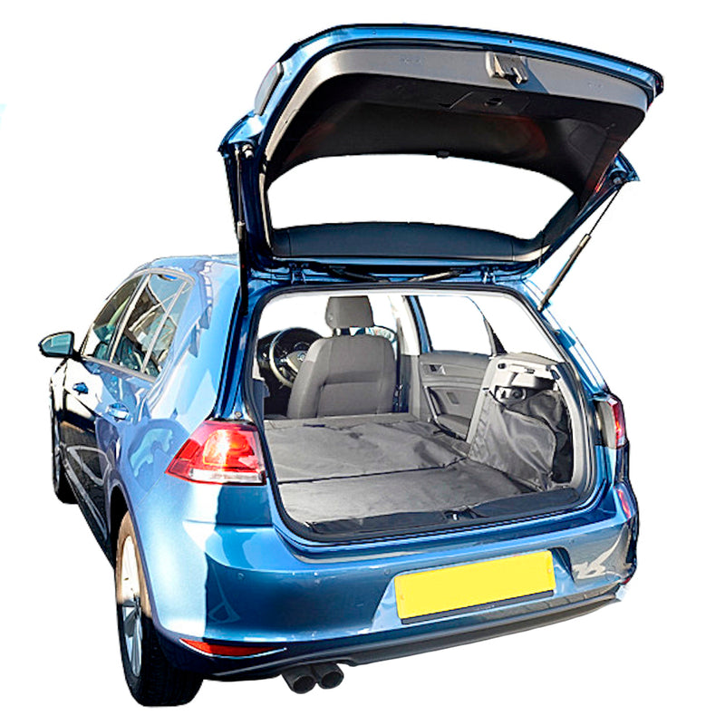 Custom Fit Cargo Liner for the Volkswagen Golf Mk7 Hatch Raised Floor version Generation 7 - 2015 onwards (253)
