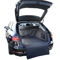 Audi A4 Allroad Avant Cargo Liner Trunk Mat - Quilted, Tailored & Waterproof - 2016 onwards (258)